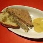 7041943 - フランス風豚肉のパテ(380円)
