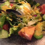 満月 - 野菜サラダ