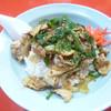餃子亭 - 料理写真:信長勝利のスタミナ豚丼