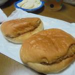 松本製パン - コロッケ120円