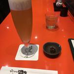 上野藪そば - 白穂乃香(771円)と蕎麦味噌
