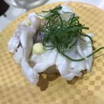 魚べい - 真いかなんこつ(100円+税)2017年7月