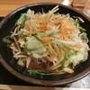 いわもとQ - 料理写真:野菜そば500円
