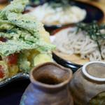 そば処たじま - 料理写真: