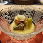 宮崎尾崎牛 肉割烹 吟 - ☆尾崎牛スネ肉奄美煮と季節野菜の焚合せ!(^^)!☆