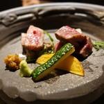 宮崎尾崎牛 肉割烹 吟 - ☆サーロイン&ランプステーキ(●^o^●)☆
