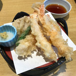 サガミ - 海老天ぷら