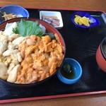 Nakamuraya - 限定10食スペシャル丼7560円