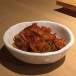 和牛焼肉じろうや 介 wagyu&sake - キムチ