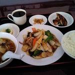 中国料理 珍味軒 - 今日の日替わりランチ