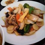 中国料理 珍味軒 - 日替わりランチ 回鍋肉だったかな