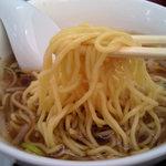 中国料理 珍味軒 - 日替わりランチ 半ラーメン リフトアップ