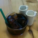 ブラッスリー ロノマトペ - 【ランチ】アイスコーヒー