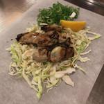 ちんちくりん - 広島牡蠣のバター焼き
