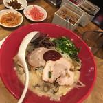 Hakataippuudou - 野菜赤丸  (野菜が見えませんが)