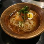 和牛屋 - 締めは冷麺に変更+300
