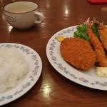 70425354 - 日替り定食 907円