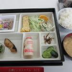 石橋ビジネスホテル - 料理写真: