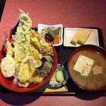 天盛り処 百万寿 - 料理写真:大和御膳¥1,080