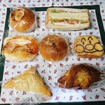 Bakery NOAH - 料理写真:お買上げ