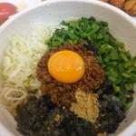 麺屋いっちょう 中山寺店 - 台湾まぜ麺