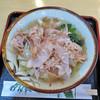 チトセ屋 うどん店 - 料理写真:きしころ(白)
