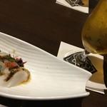 新鮮な魚介類と地酒専門店 おやじの隠れ家 魚武 - [2017/07/20]