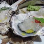 70429939 - 生牡蠣3種盛り