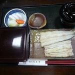 7043377 - うな重定食+白焼き
