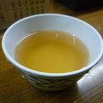御岳さん - ☆温かいお茶をゴクリ(^u^)☆