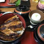 若松屋 - 鰻丼