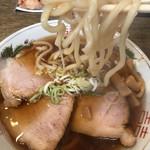 麺や ゼットン - 極太煮干し中華