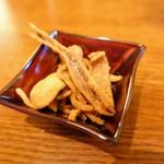 foujita - 揚げ蕎麦