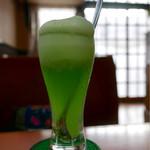 モカ - クリームソーダ