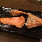 立瓶 - 鮭カマ焼き