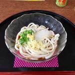 将八うどん - 醤油うどん(*゚∀゚*)430円