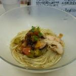 70437779 - 冷たいラパス夏野菜マリネ 自家製辣油