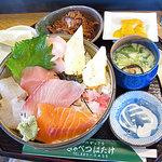 7044173 - ちらし寿司ランチ