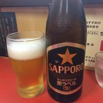宇都宮みんみん - 瓶ビール(400円)