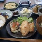かもめ食堂 - かもめ定食 by M10