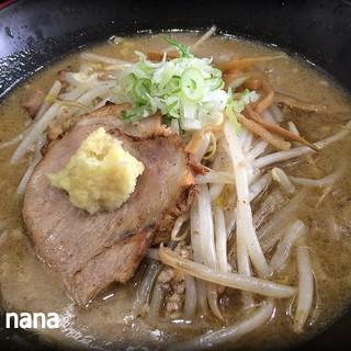 麺屋 玄 - 料理写真:味噌ら~めん 750円