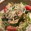 首里 - 料理写真:あぐー豚サラダ
