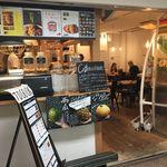 レインボウスパイス カフェチャイストール - お店