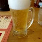 野方ホープ - ランチビール