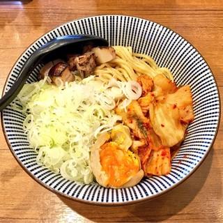 麺屋 NOROMA - 料理写真:キムラ君(青ネギ抜き)