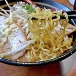 らーめん 味噌ガッツ - 料理写真:味噌らーめん