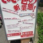 麺屋ここいち 秋葉原店 -