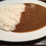 元祖 でぶカレー - ご飯は300g,コレで¥500は安いですね