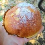 ジェントルパン - 冷え冷えのクリームパン