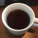 麦の蔵 - コーヒーは無料セルフサービス